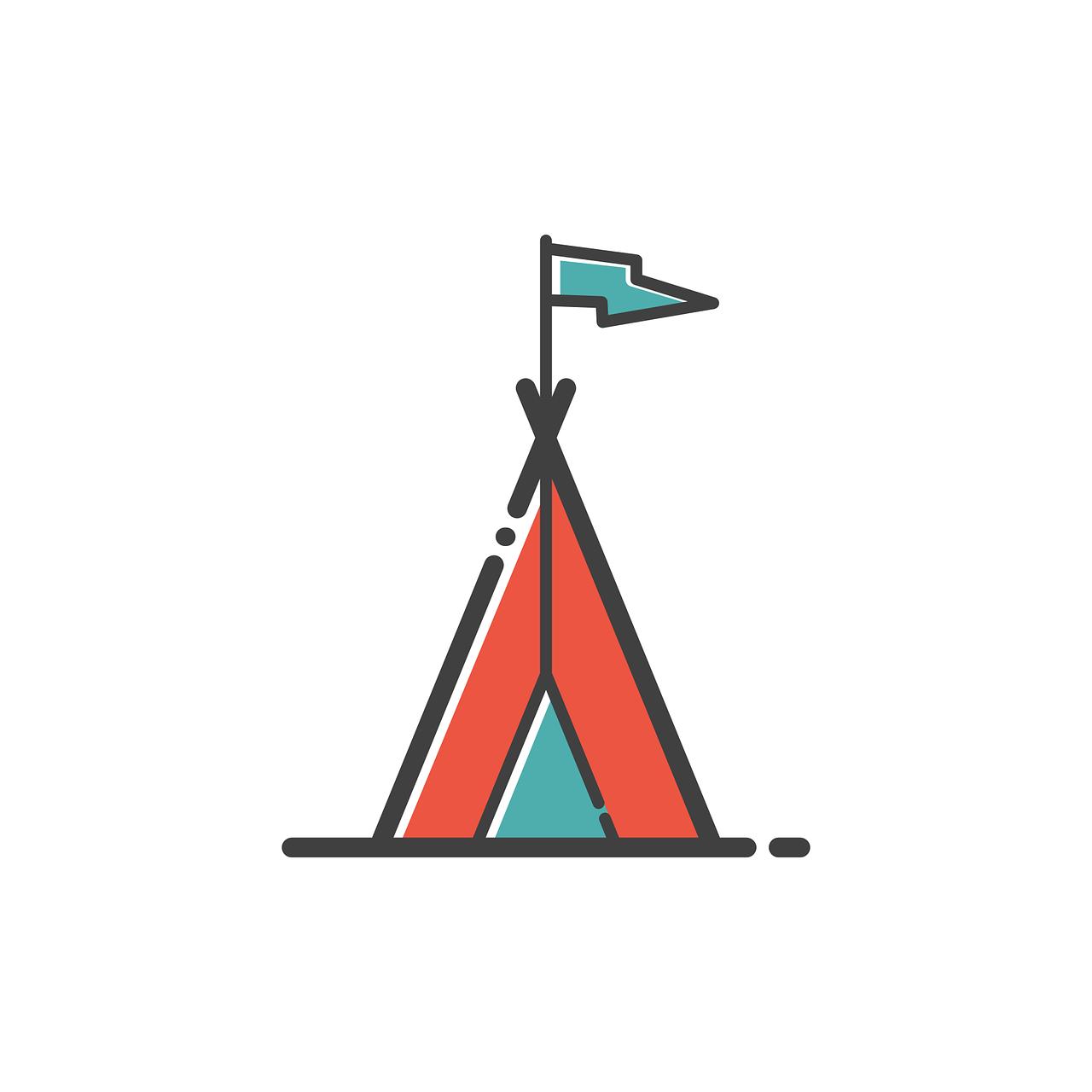 אוהל ענק