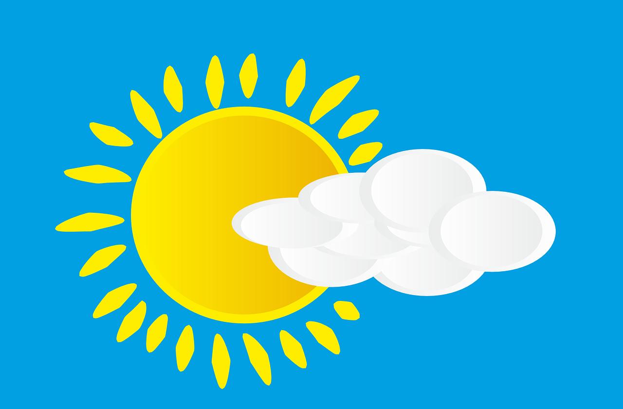 שמש וענן