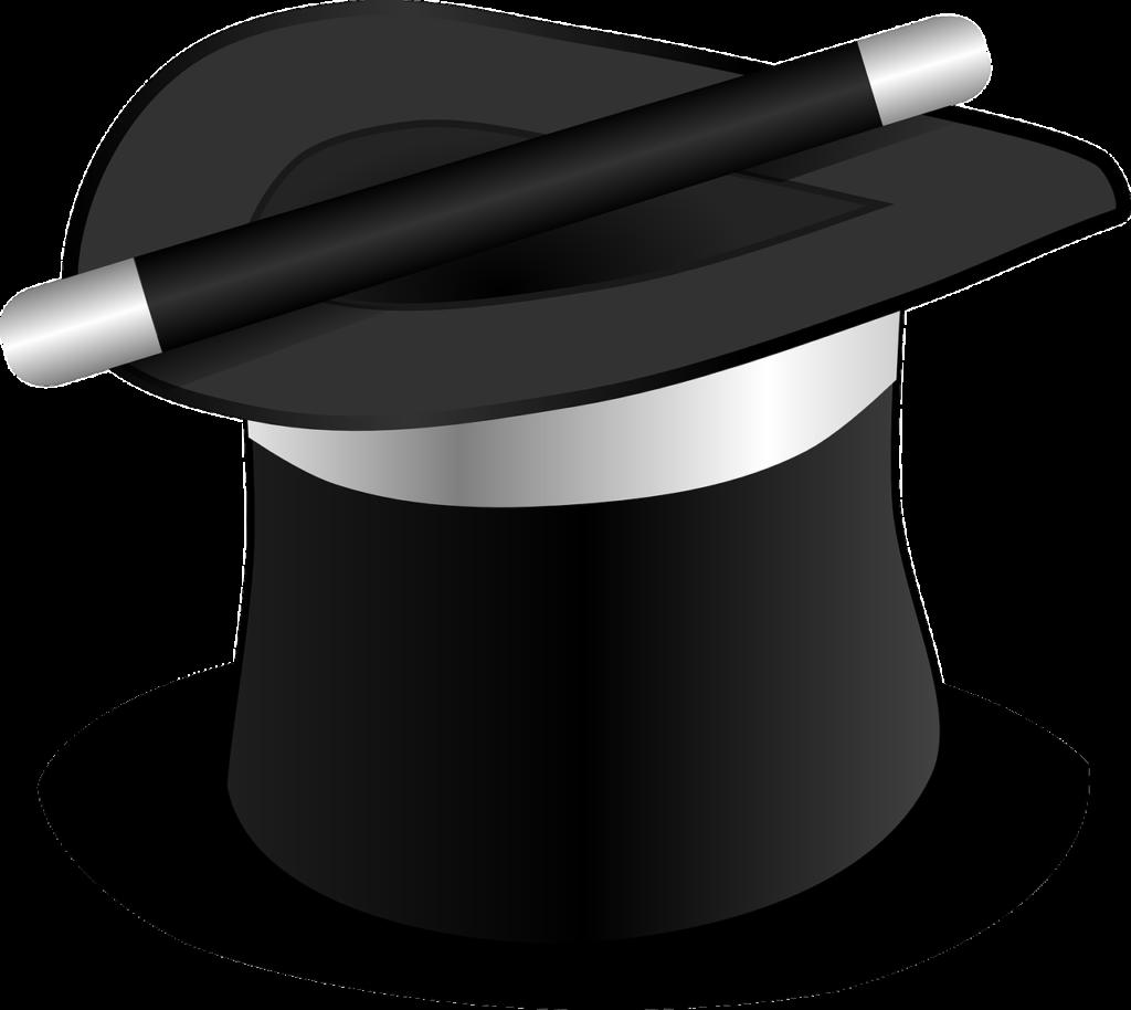 כובע ומקל קסמים